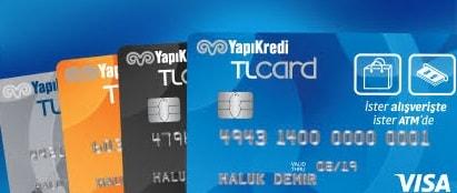 Yapı Kredi hesap açma için gerekli belgeler
