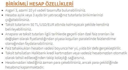 Halk Bankası hesap açma