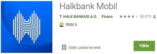 Halkbank hesap açma işlemleri