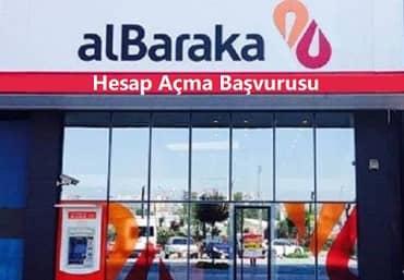 Albaraka Türk hesap açma
